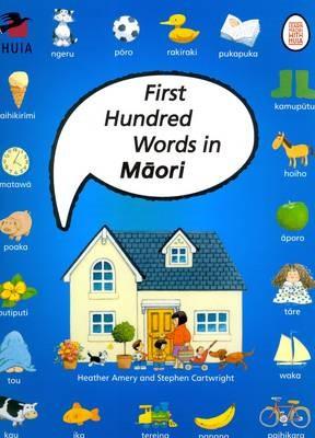 First Hundred Words In Maori - pr_1868574