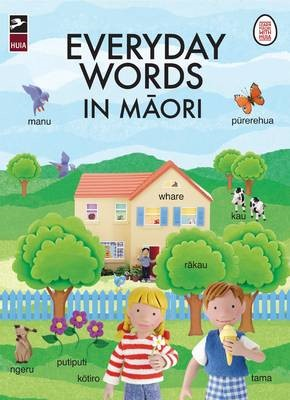 Everyday Words In Maori -