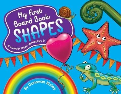 My First Board Book: Shapes -