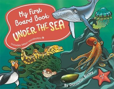 My First Board Book: Under the Sea -