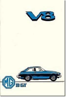 MG MGB GT V8 - pr_32090