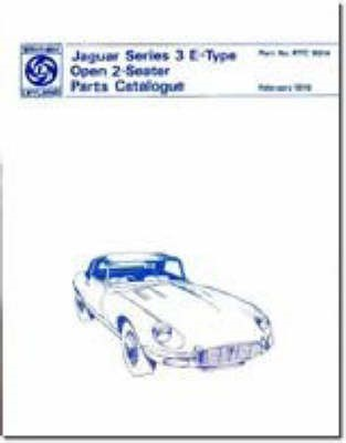 Jaguar E Type V12, Series 3 - pr_209198