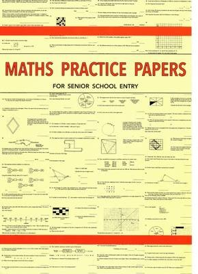 Maths Practice Papers for Senior School Entry - pr_17054