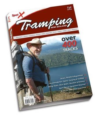 Spot X Tramping New Zealand -