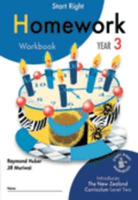 Sr Year 3 Homework Workbook -