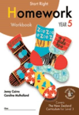 Senior Year 5 Homework Workbook -