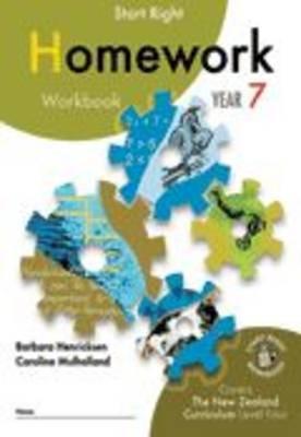 Sr Year 7 Homework Workbook -