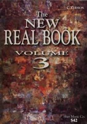 The New Real Book Volume 3 (C Version) -