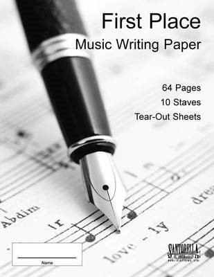 First Place Music Writing Paper - pr_209891