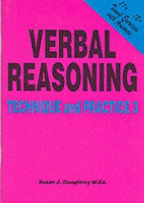 Verbal Reasoning - pr_37205