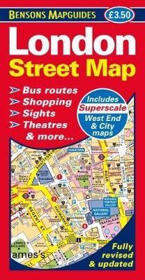 London Street Map - pr_409670