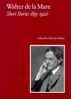 Walter de la Mare, Short Stories 1895-1926 - pr_211015