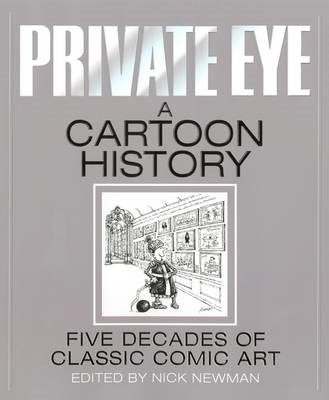 Private Eye a Cartoon History - pr_236619