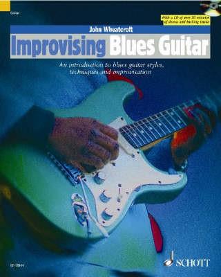 Improvising Blues Guitar - pr_16900