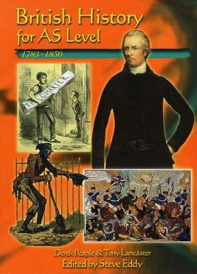British History for AS Level: 1783-1850 - pr_17609