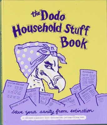 Dodo Household Stuff Book - pr_183822
