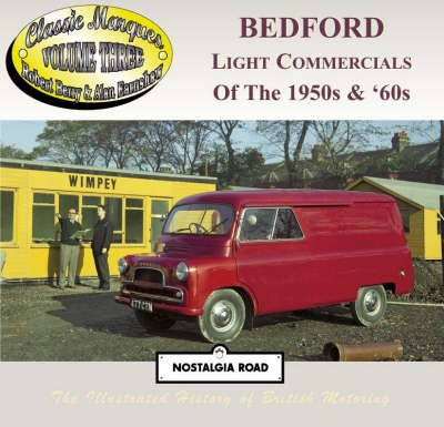 Bedford Light Commercials of the 1950s and '60s - pr_223691