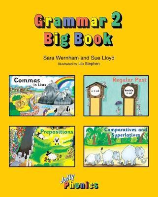 Grammar Big Book 2 -