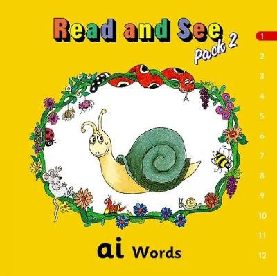 Jolly Phonics Read and See, Pack 2 -