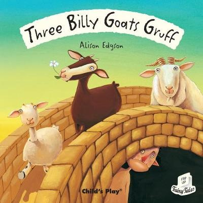 Three Billy Goats Gruff - pr_341421