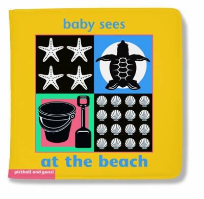 Baby Sees Bath Book: At the Beach - pr_9312