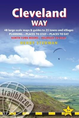 Cleveland Way (Trailblazer British Walking Guide) - pr_1259