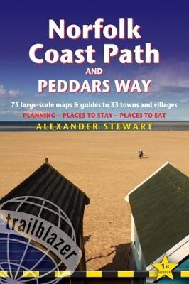 Norfolk Coast Path & Peddars Way: Trailblazer British Walking Guide - pr_232945