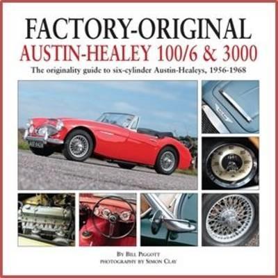 Factory-Original Austin-Healey 100/6 & 3000 -