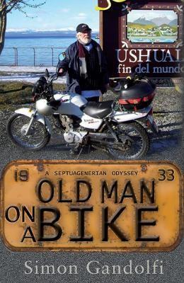 Old Man on a Bike -