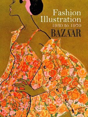 Fashion Illustration 1930 to 1970 -