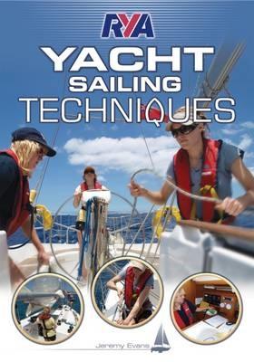 RYA Yacht Sailing Techniques - pr_214538