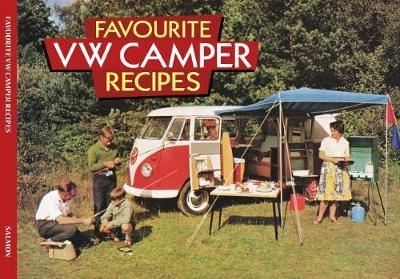 Salmon Favourite VW Campervan Recipes -