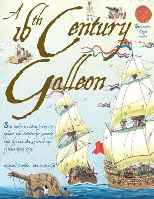 A 16th Century Galleon - pr_289812