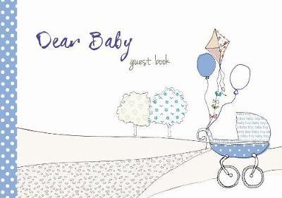 Dear Baby Guest Book - pr_212500