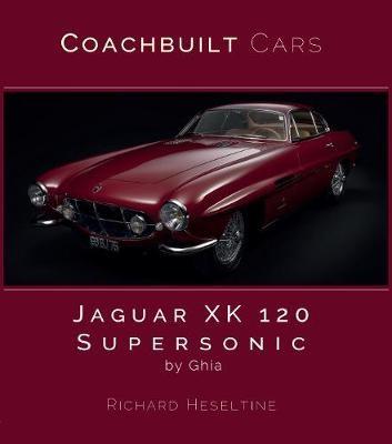 Jaguar XK120 Supersonic by Ghia - pr_181565