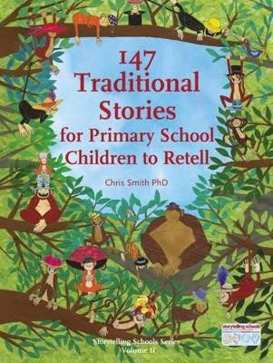 147 Traditional Stories for Primary School Children to Retell - pr_85969