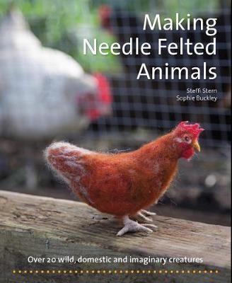 Making Needle-Felted Animals -