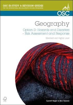 IB Geography Option D- Hazards & Disasters: Risk Assessment & Response - pr_1804033