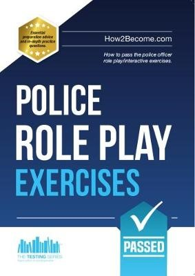Police Officer Role Play Exercises - pr_210826