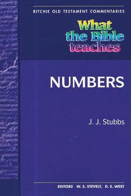 What the Bible Teaches - Numbers - pr_189612