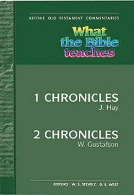 What the Bible Teaches 1 and 2 Chronicles - pr_386383