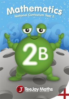 TeeJay Mathematics National Curriculum Year 2 (2B) Second Edition - pr_403914