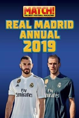 Match! Real Madrid Annual 2019 - pr_231289