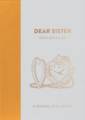 Dear Sister, from you to me -