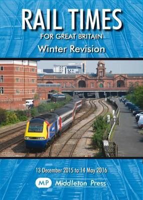 Rail Times for Great Britain - pr_203371