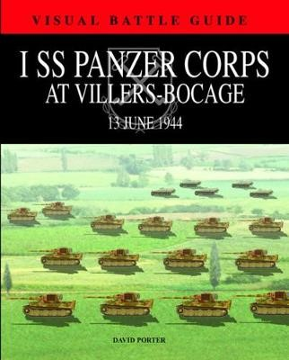 1st Ss Panzer Corps at Villers-Bocage -