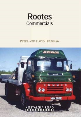 Rootes Commercials -