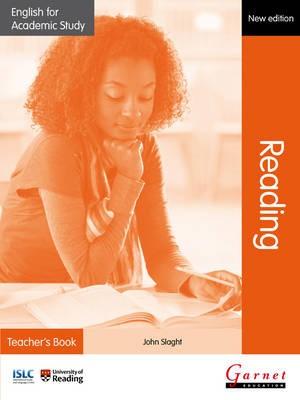 English for Academic Study: Reading Teacher's Book - Edition 2 - pr_37541