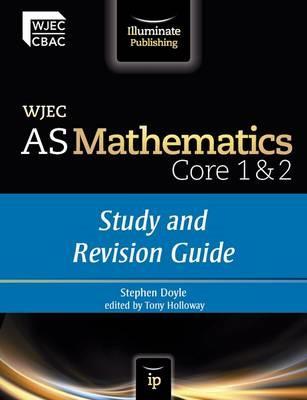 WJEC AS Mathematics Core 1 & 2 - pr_209628