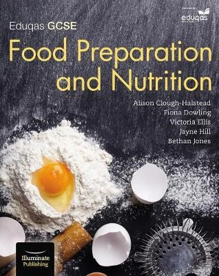 Eduqas GCSE Food Preparation & Nutrition: Student Book - pr_210868